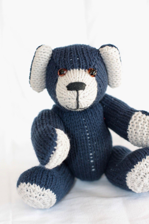 Hannes - Teddybär mit beweglichen Armen und Beinen